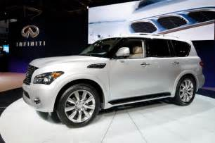 2006 Infiniti Suv Models Infiniti Cars From Nissan The Qx 56 Size Suv