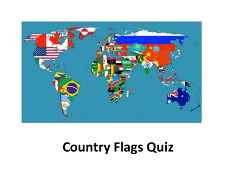 flags of the world quiz ppt country flags quiz manu melwin joy