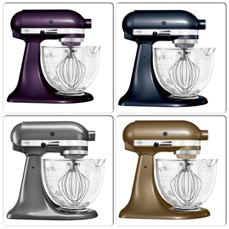 The Kitchenaid 'which colour?' question gets harder with 8
