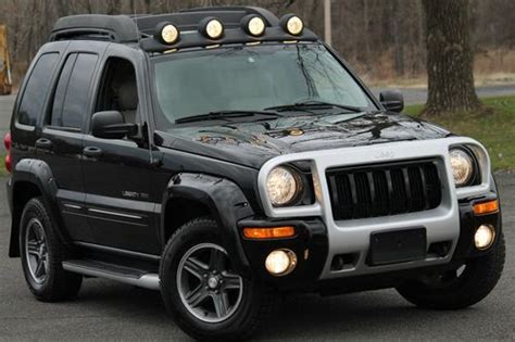 2003 Jeep Liberty Renegade Find Used 2003 Jeep Liberty Renegade 4x4 Clean