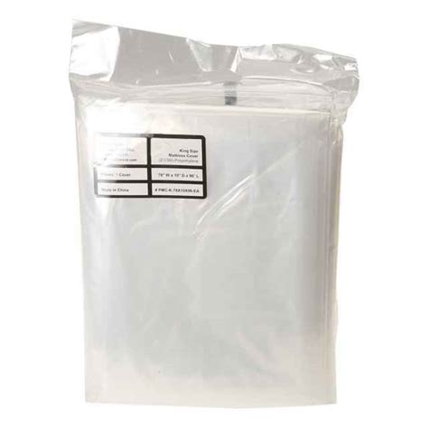 cing furniture bags heavy duty plastic mattress bag king