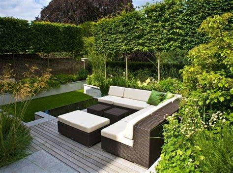 small modern backyard home design and decor modern garden ideas for small
