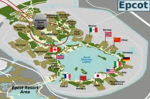 epcot florida map becoming a mrs i m going to disney world