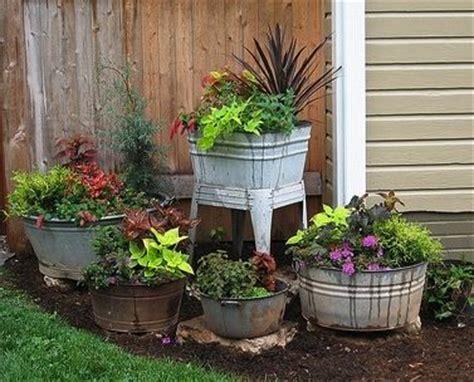Pinterest Garden Container Ideas Container Gardening Ideas