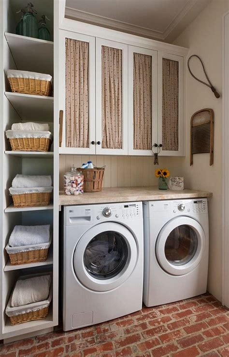 1000 Ideas About Small Laundry Rooms On Pinterest Small Small Laundry Room Cabinet Ideas