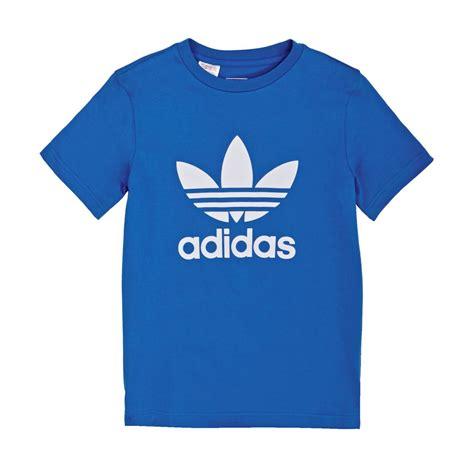 Adidas Tshirt adidas originals trefoil t shirt bluebird entrega