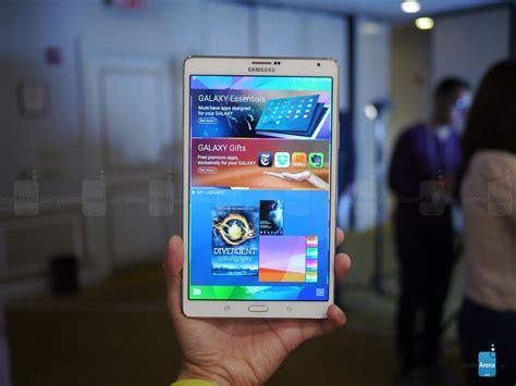 Samsung Galaxy Tab S 8 4 By samsung galaxy tab s 8 4 on phonearena reviews
