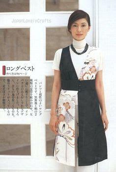 sy vita kimono kimono remake wardrobe japanese sewing pattern book for