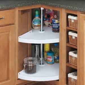 Kitchen Cabinets Lazy Susan by Rev A Shelf Traditional Quot Door Mount Pie Cut 2 Shelf