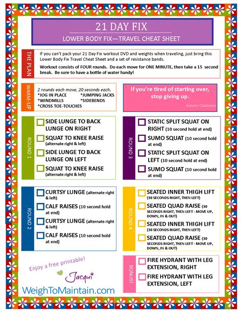 printable meal plan for 21 day fix search results for 21 day fix print outs calendar 2015