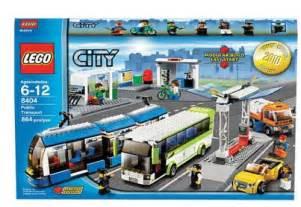 Lego city set 8404 public transport lego anime items plamoya