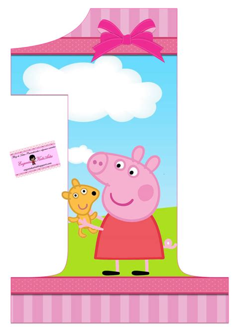 leo con peppa 1 printables on water bottle labels cupcake toppers and peppa pig