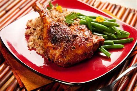 duck with rice ente mit wildreis f 195 188 llung usa kulinarisch