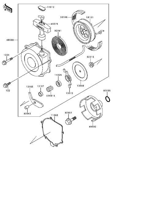 engine diagram for kawasaki 220 bayou 2000 wiring diagrams