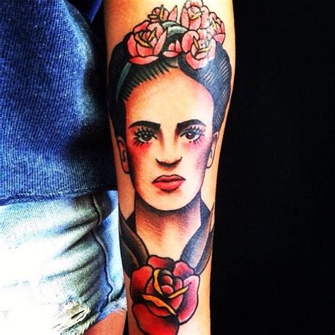 pinterest tattoo frida kahlo frida kahlo tattoo tattoo left thigh pinterest