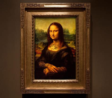 mona lisa tattoo stuff archives museum hack