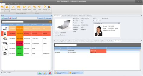 tool asset management software 2 0 vinity soft