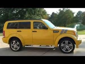 2012 Dodge Nitro For Sale 2011 Dodge Nitro Detonator Yellow Navigation Low For