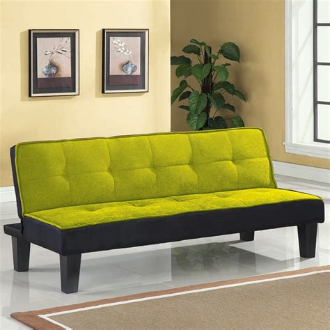 green microfiber sofa dreamfurniture com 57039 hamar green microfiber