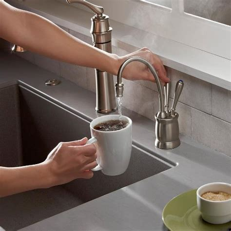 instant water for kitchen sink insinkerator sink instant cold water dispensers kitchen