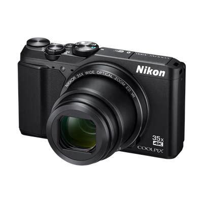 Nikon Coolpix A900 nikon coolpix a900 compact digital 4k black jb hi fi