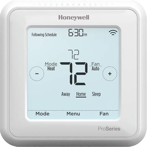 T Series T6 Pro Z Wave Thermostat   Honeywell ForwardThinking
