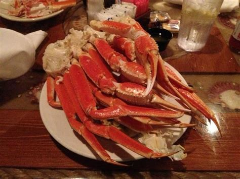 Crab Legs Picture Of Captain George S Seafood Seafood Buffet Myrtle South Carolina
