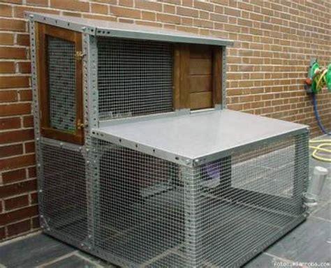 como hacer una conejera casera 191 c 211 mo construir mi propia jaula cocodulse