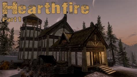 Skyrim Hearthfire Dlc Dawnstar Build 28 Images Skyrim S Hearthfire Dlc Available