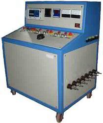 motor test bench testing panel motor testing panel manufacturer from surat