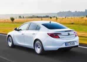 Opel Insigne Opel Insignia Sedan 2013 2014 2015 2016 2017
