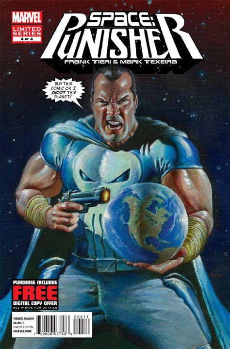 the punisher volume 1 0785154434 space punisher vol 1 4 marvel database fandom powered by wikia