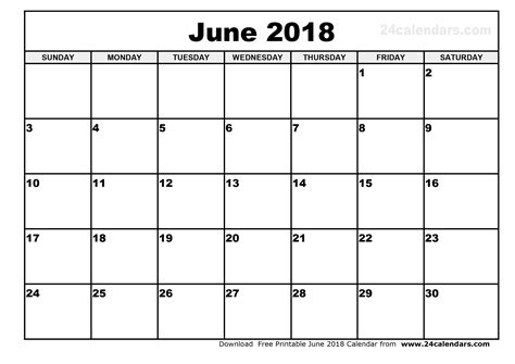 printable calendar 2018 large numbers june 2018 calendar word 2018 calendar with holidays