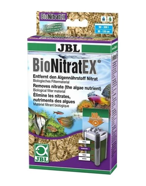 Bioball Acquario jbl bionitratex bioball biologica acquario aquariumonline