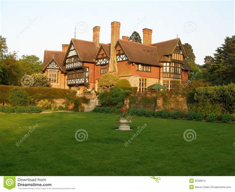 English Cottage Home Plans english cottage mansion stock photo image of cottage