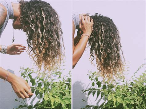 wash leave wavy hair natural tips for curly hair