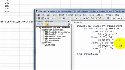 excel 2007 vba format function multiple if then statements in excel 2007 vba how to