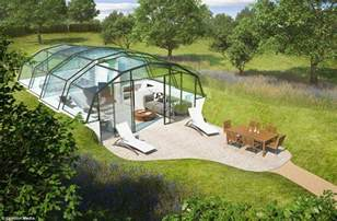 living houses could living in a glass house boost your health daily