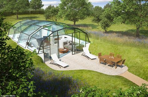 could living in a glass house boost your health daily