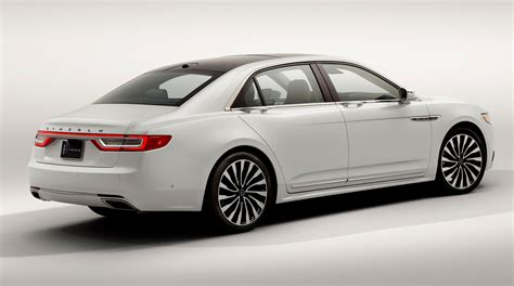 Lincoln Continental New by All New 2017 Lincoln Continental Myautoworld