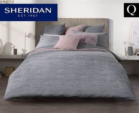 sheridan coverlets australia sheridan interwoven queen bed tailored quilt cover set