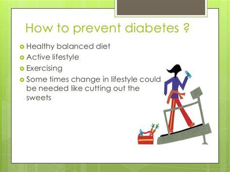 10 Ways To Prevent Diabetes by Diabetes Type 1