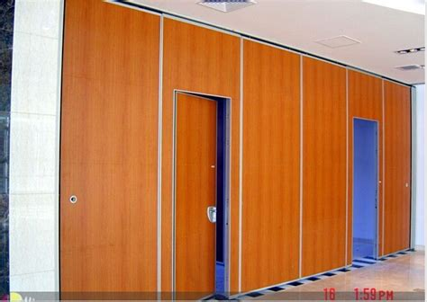 sound proof room dividers aluminium movable partition folding acoustic room dividers