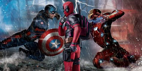 All Tretta News Magazine Ultimate 3 Ver 1 deadpool sparks civil war on between iron and cap