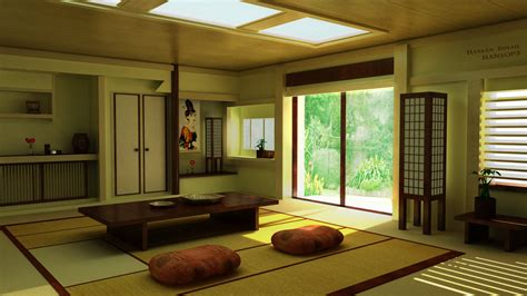 Japanese Style Home Interior Design Japanese Interior 01 By Hanxopx On Deviantart