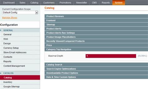 magento layout remove menu magento blog hide subcategory menu in magento