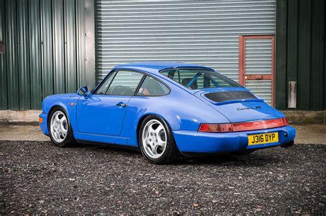 Porsche 964 Rs 1975 Porsche 930 Owned By Steve Mcqueen 1991 964 Rs Up