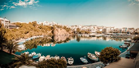 best places to see in crete almiros agios nikolaos crete best places to see