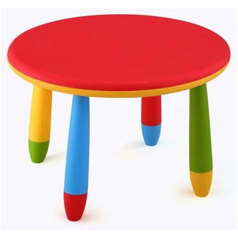 imagenes infantiles redondas mesa infantil para ni 241 os redonda