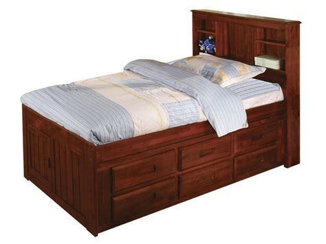 captain bed twin captain bed twin mattress home design ideas